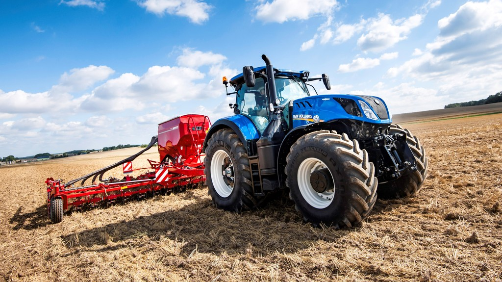 Horsch y New Holland
