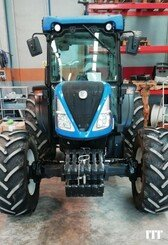 Tracteur agricole New Holland T4.110LP - 1