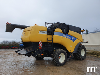 Moissonneuse batteuse New Holland 8080 - 1